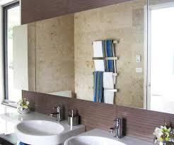 bathroom frameless mirrors mirrors inspiring frameless bathroom mirror large frameless