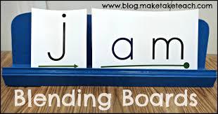 Blending And Segmenting Worksheets Teaching Students To Blend Words Make Take U0026 Teach