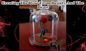 beauty and the beast creating the eternal rose youtube