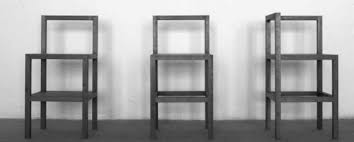 Donald Judd Chair A Catalogue Dedicated On Mass Produced Furniture By Donald Judd