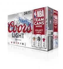 Coors Light 24 Pack Molson Coors Light Can Bc Liquor Stores