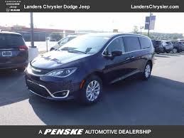 2018 new chrysler pacifica touring plus fwd at landers chrysler