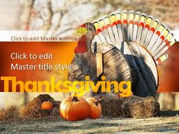 Free Thanksgiving Powerpoint Backgrounds Free Thanksgiving Powerpoint Templates