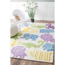 Kids Animal Rugs Nuloom Kids Rugs You U0027ll Love Wayfair