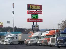 Pennsylvania pilot travel centers images Pilot truck stop the covert letter jpg