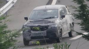renault cost renault low cost small crossover spied for the first time