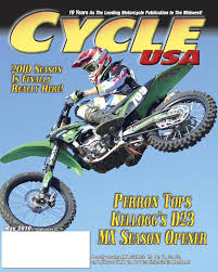 motocross races in ohio cycle usa may 2010 by cycle usa issuu
