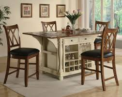 kitchen island table with chairs kitchen island table with chairs excellent decoration home design