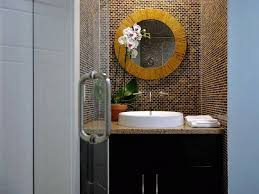 bathrooms design unframed mirrors decorative wall mirrors makeup