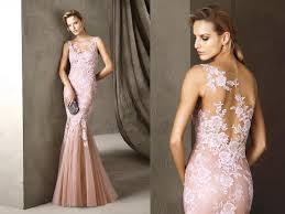 pronovias fiesta 2017 a romantic blush cocktail dress with