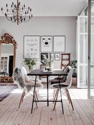 Best  Scandinavian Dining Rooms Ideas On Pinterest Bright - Home interior design dining room