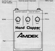 matrixsynth amdek hand clapper scan with mod