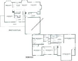 Queen Anne Floor Plans by Hills Of West Dundee Subdivision In West Dundee Illinois Homes