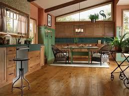 kitchen cabinet ideas with wood floors hardwood kitchen floor ideas hgtv