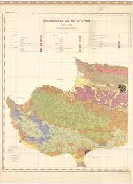 Map Of Cyprus National Soil Maps Eudasm Esdac European Commission