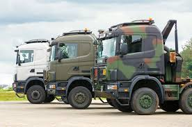 scania supplies vehicles and services for finland u0027s defence forces