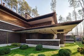 frank lloyd wright prairie style houses a frank lloyd wright style home all the way over in ukraine mid