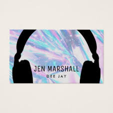 Custom Holographic Business Cards Custom Holographic Business Cards Zazzle Co Uk
