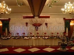 Wedding Backdrop Hd Decor Rent Com Wedding Backdrop Decor With Burgundy Organza