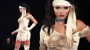 mystical mummy costume ref 76124 youtube