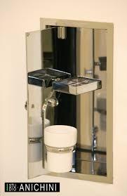 recessed bathroom accessories florence studio anichini