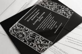 engraved wedding invitations acrylic wedding invitations isura ink