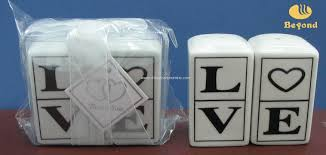 salt and pepper wedding favors promotional salt and pepper shaker wedding favors wedding