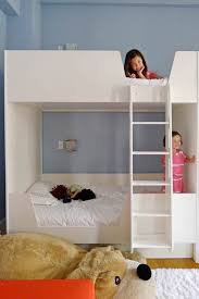 Scoop Bunk Bed A Custom Bunk Solution For Four Apartment Therapy