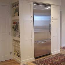 Best  Tall Pantry Cabinet Ideas On Pinterest White Glazed - Kitchen pantry cabinet ikea