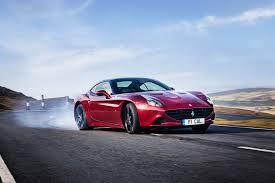 Ferrari California In White - porsche 911 turbo s cabrio vs ferrari california t twin test