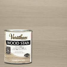 interior wood stain colors home depot varathane 1 qt sun bleached premium wood stain 266156 the home
