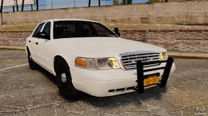 undercover police jeep ford crown victoria 1999 unmarked police for gta 4