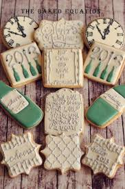 New Year S Decorated Cookies 89 best new year u0027s eve ideas images on pinterest decorated