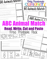 abc printables for me u2013 only passionate curiosity