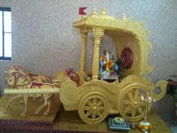 135 best ganpati decorations images on pinterest ganesha