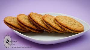 comment cuisiner le d avoine biscuits suédois aux flocons d avoine senteur et saveur