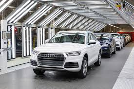 audi q5 facelift release date india bound 2017 audi q5 s production begins in mexico