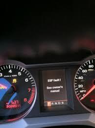 audi a6 esp 2007 a6 4 2 fsi epc esp fault see owner manual wont start