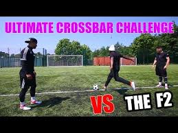 Challenge Comedyshortsgamer Songs In Comedyshortsgamer Vs F2freestylers Ultimate Crossbar