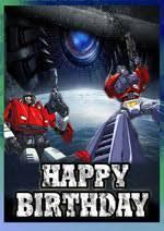 transformer birthday 8 best images of transformer printable birthday cards printable