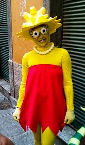 Lisa Simpson Halloween Costume 20 Photos Prove Dressing U0027the Simpsons