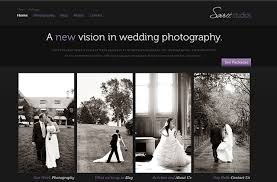 photographers websites well designed photography websites 121clicks