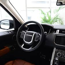 range rover steering wheel steering wheel sticker decorative cover trim for range rover sport
