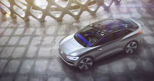 crossover cars 2017 volkswagen unveils electric crossover fortune