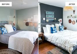 Ideas For A Bedroom Makeover - a modern california bedroom makeover with casper home u0026 living