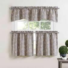 Blue Valance Curtains Buy Blue Window Valances From Bed Bath U0026 Beyond