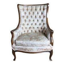 French Provincial Armchair Vintage U0026 Used French Provincial Side Chairs Chairish