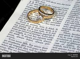 bible verse rings patient bible verse rings image photo bigstock