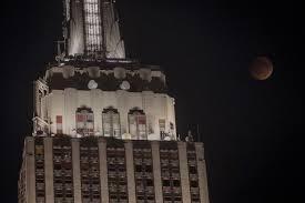 Empire State Building Halloween Light Show Orland Shooting Empire State Building Goes Dark For Victims