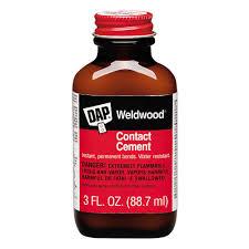 dap weldwood 3 fl oz original contact cement 00107 the home depot
